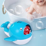 Whale / Submarine Bubble Blower Machine Musical Bubble Maker Bath Baby Toy Shower Fun