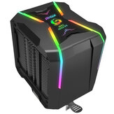 Great Wall 4PIN RGB G400 CPU Cooler Computer Radiator for Intel LGA 1150 1151 1155 1156 LGA775 Heat Sink AURA SYNC CPU Air Cooler