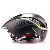 CAIRBULL TT Goggles Bicycle Helmet Road Cycling Bike Sport Helmet Outdoor Helmet With Sunglasses