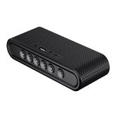 MANOVO X6 2200mAh pantalla táctil TF inalámbrico Bluetooth altavoz con micrófono para iPhone 7 8 teléfono móvil