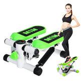 Cardio Fitness Stepper Multifuncional Esteira Multifuncional Perna Cintura Máquina De Ginástica Casa Esportes Ciclismo Com Corda Elástica