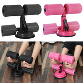 Sit-ups Assistant Device Household Fitness Equipment for Abdominal Muscle Exercise Tools Machine Portable Self-Suction Situp bar