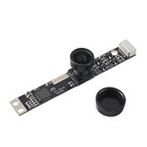 HBV-5640 WA Wide Angle Fish Eyes OV5640 5MP USB2.0 Camera Module with 160 Degree 5 Million Pixels