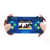 Waveshare GamePi20 16GB 2.0 inch IPS عرض Handheld فيديو Game Console Based على Raspberry Pi Zero Zero W Zero WH