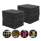 6Pcs 12Pcs Acoustic Soundproof Foam Schalldämpfung für KTV Audio Room