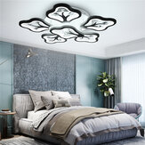 720LED Post-Modern Ceiling Lamp Remote Control Living Room Bedroom Kitchen