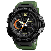 SKMEI 1343 Dual Display Chronograph Waterproof Digital Watch