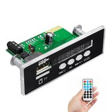9 V To 12 V MP3 WMA WAV APE USB bluetooth Lossless Audio Decoder Board Support bluetooth / Hands-free Calls With Headset Output