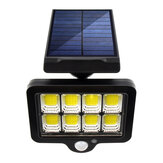 20W IP67 Waterproof Outdoor Solar Powered LED Wall Solar Light for Home Garden Solar Lamp