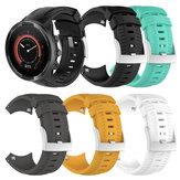 Bakeey Montre de sport Bracelet de montre en silicone de remplacement pour la montre intelligente Suunto série 9
