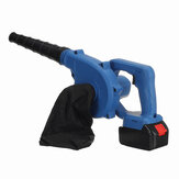 21V Cordless Handheld Electric Air Blower Vacuum Dust Cleaner Sweeper Fit for 21V Makita Battery