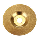 100x16mm Glass Ceramic Granite Gold Diamond zaagblad Disc snijwiel voor haakse slijper