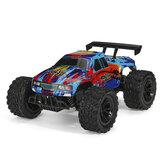 JY 1/18 2.4G 2WD Büyük Ayak RC Araba Araç Modelleri Yüksek Hızlı 25KM/H