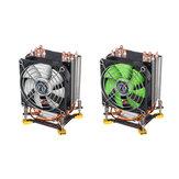 3 Pin 90cm 6 Heat Pipes Cooler Dissipador de calor para 115X 1366 Motherboard