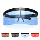 Cycling Glasses UV400 Windproof Goggles Lightweight Half Face Shield Sunglasses For Dirt Bike Bicycle Motorcycle
