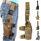 Nylon Leg Bag Motorcycle Cycling Belt Storage Bag Tactical Military Waist Pack