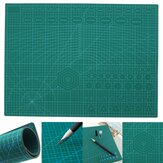 A2 ПВХ Двойной печатный Self Healing Cutting Mat Craft Quilting Scrapbooking Board