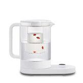 XIAOMIMijiaMJYSH01YMМногофункциональнаяэлектрическаясковорода Mijia APP Linkage Mini Glass Water Чай Бутылка для чайника Домашние электроприборы