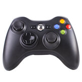 DATA FROG 2.4GHz Wireless Conjoined Cross Key Rechargeable Game Controller Joystick Gamepad for Xbox 360 PS3