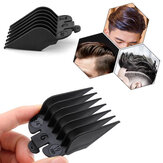 3 / 10Pcs Cheveux Clipper Limit Combs Cutting Attachment Guide Set pour outils de remplacement