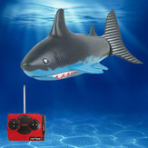 RC Mini Submarine Shark Fish Remote Control Under Water Ship Model Kids Toy