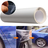 40x200cm Car Door Edge Clear Protettivo Satin Finish Vinile Wrap Guard Film Foglio Trasparente Sticker Coat Coat