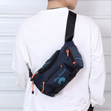Men Fashion Multifunctional Shoulder Bag Crossbody bag Waist Bag