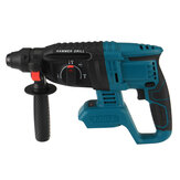 1100W Electric Hammer Cordless Handheld Brushless Impact Hammer Bohrer für 18V Makita Batterie