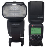 Mcoplus MT600SC GN62 Master Flash HSS 1 / 8000S E-TTL Flashgun Flash Speedlite для Canon EOS DSLR 500D 550D 600D 650D 700D 70D 7D