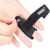 AOLIKES1PCDitotraspiranteFasciaturaSport Pallavolo Basket Finger Support Idoneità Gear protettivo