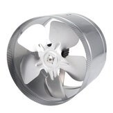 10 Inch 4 Inch Inline Saluran Fan Logam Booster Fan Blower Intake Out-Ambil Ventilasi Fan