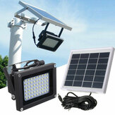 54 LED Solar Light With Bracket Outdoor Waterproof Sensor Garden Yard Path Security Flood Spot Lamp Dusk-to-Dawn Lantern