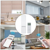 WIFI Otomatis Electric Smart Motorized Window Blinds dengan APP Remote Control