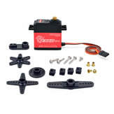 Surpass Hobby S2300M 23KG Aluminum Frame Digital Steering Gear Servo For Wing Ducted Aircraft Model Ship Toy Car Lot Home Intelligent Robot