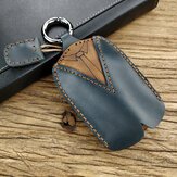 Men Genuine Leather Casual Creative Clothing Shape Key Set Casual Car Key Case/Bag For Men