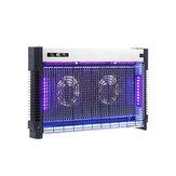 Mt-699 10 Watt Elektrischer Moskito Dispeller Doppelkern Anzieht LED Lampe Bug Zapper Stumm Sicher UV Licht