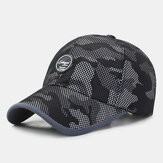 Summer Quick-drying Hat Shade Sun Protection Baseball Cap Mesh Cap