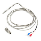 2M Exhaust Gas Temp Sensor EGT K Type Thermocouple Probe Exhaust Temperature Sensor
