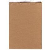A3 / A4/A5/8 K / 16 K Sketchbook Çizim Kağıt Resimli Kitap Boyama Kitabı