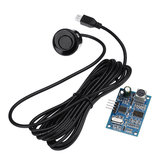 Waterproof Ultrasonic Sensor Module Integrated Ranging Sensor Reversing Radar Measuring Distance