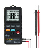 ANENG AN302 True RMS 8000 Counts-push بطاقة رقمي Multimeter AC / تيار منتظم Tester