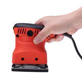 220W 2000RPM Multifunction Electric Orbital Sander Polisher Polishing 110*100MM Pad