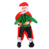 Christmas Adult Inflatable Santa Claus Funny Clothing Props Costume Adult Funny Blow Up Suit Party Fancy Dress Unisex Costume for Women Men