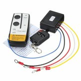 12V 315MHz 15m / 50ft Winch In-Out Bezprzewodowy pilot Switch Kit dla Jeep Truck ATV SUV