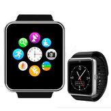 Pengingat SMS GT08 MTK6261 bluetooth Music Smart Watch