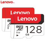 Lenovo U3 Class 10 64GB High Speed 100MB/s TF Memory Card For Smart Phone Tablet Drone Car DVR Speaker Xiaomi Redmi Note 9S
