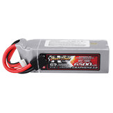 GIANT POWER GRAPHENE 2.0 14.8V 6500mah 80C 4S Lipo Battery for Traxxas 1:5 X-Maxx RC Car