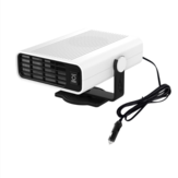 12V/24V Car Heater Defroster Air Purifier Fast Heating Warm & Cold Fan Smoke & Dust Remover
