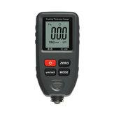 R & D TC100 Автомобильный толщиномер Авто Измеритель лакокрасочного покрытия Ультраточный 0,1 микрон / 0-1300 Fe & NF