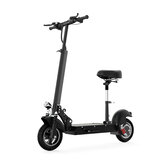 [US Direct] TOODI TD-E202-A 10in 36V 10Ah 350W Folding Electric Scooter With Saddle 30km/h Top Speed 25KM Mileage E-Scooter